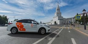 Didi Chuxing Launches in Russia