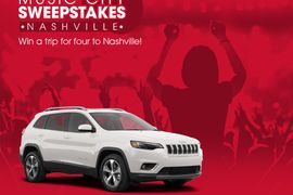 Dollar Car Rental Offers Nashville Getaway
