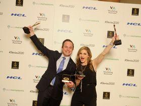 Enterprise Receives Awards for Sales, Customer Service