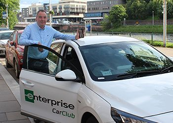 Currently, the Highlands and Islands region includes three Enterprise Rent-A-Car branches as well as 12 on-street Enterprise Car Club vehicles available for rental by the hour or day across seven locations. - Photo via Enterprise.