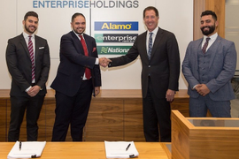 Enterprise Grows Egyptian Operations