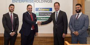 Enterprise Grows Egyptian Operations
