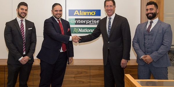 As part of the partnership, Premier Auto Rentals will have full access to Enterprise's...
