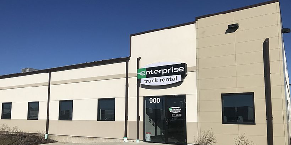 The East Dundee Enterprise Truck Rental location provides access to a wide range of cargo vans,...