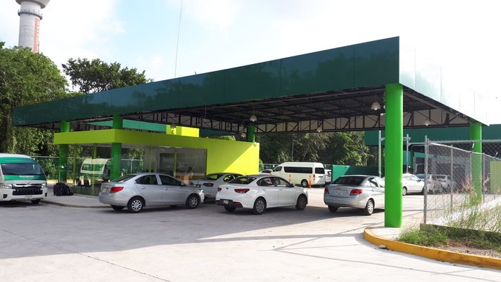 Europcar's at the location Cancun Airport. - Photo courtesy of Europcar.