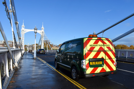 Enterprise Brings Electric Vans to London
