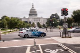 Ford to Test Autonomous Vehicles in Washington D.C.