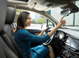 Connected vehicles will soon expedite the renting and returning of vehicles for customers at neighborhood and airport Enterprise, National, and Alamo locations.