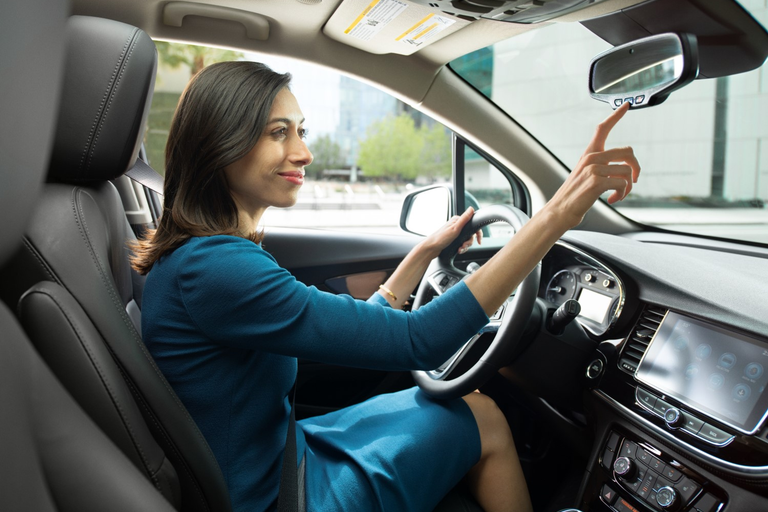Connected vehicles will soon expedite the renting and returning of vehicles for customers at...