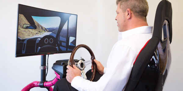GO Rentals Managing Director James Dalglish believes the simulator will help not only tourists,...