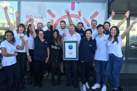 GO Rentals Wins Customer Satisfaction Award