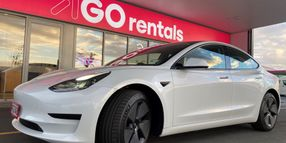 GO Rentals Adds Tesla Model 3 to Fleet