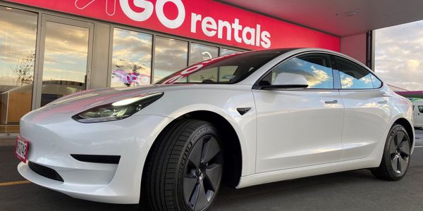 The fully electric Tesla Model 3, which can travel up to 500km on a single charge, is now...