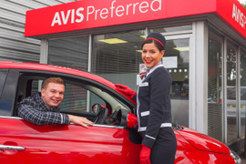 Avis Named Official Car Rental Partner of Norwegian Air