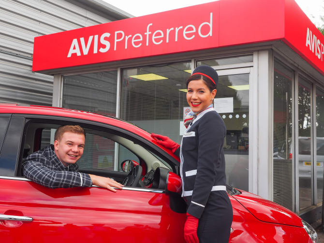 Members with 18 Norwegian flights or more will receive an invitation to Avis President Club, for at least one year. 