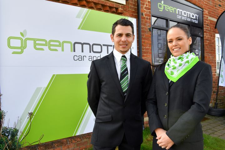 "While initial efforts to get the car hire firm to change its name were unsuccessful, the original Green Motion appealed to the Companies House to apply the law that eventually forced the company to change its name to ""Flex Drive (Ilford) Limited"" in July. - Photo courtesy of Green Motion."