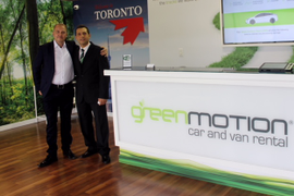 Green Motion Opens Rental Location at Toronto Airport