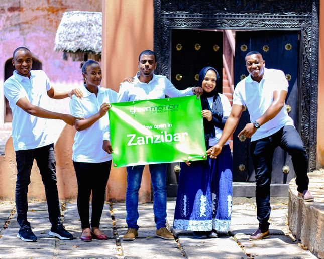 Green Motion Zanzibar is taking car rental reservations beginning Oct. 1 at Zanzibar International Airport as well as Zanzibar Ferry Terminal, with further rental locations planned to open across the archipelago in due course.  - Photo courtesy of Green Motion.