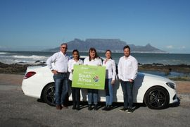 Green Motion Opens in South Africa