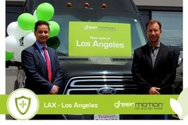 Green Motion Expands to LAX