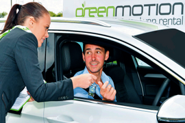 Green Motion California Announces Affiliate Program