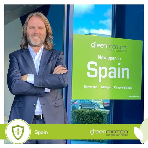 Xavier Moron will lead the team in Spain. - Photo courtesy of Green Motion.
