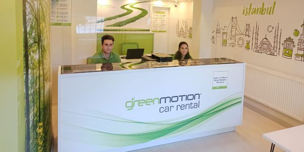 Along with the entire Green Motion international network, the team at Green Motion Taksim...
