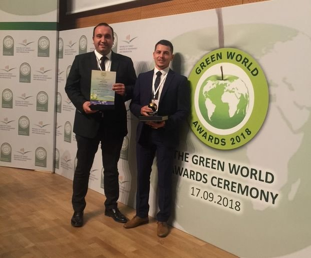 Green Motion's winning paper will be published in The Green Book, the leading international work of reference on environmental best practice, so that others around the world can learn from its practices.  - Photo via Green Motion.