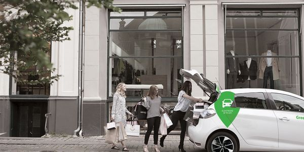 GreenMobility uses the Zoe Renault for its operations in Dublin and Oslo.
