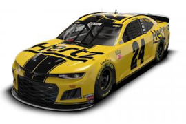 Hertz Extends Partnership with NASCAR's Hendrick Motorsports