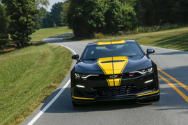 Hertz, Hendrick Motorsport Launch Rent and Win Custom Camaro Sweepstakes