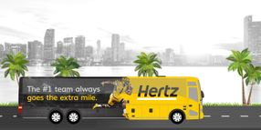 Hertz Promotes Customer Appreciation Sweepstakes