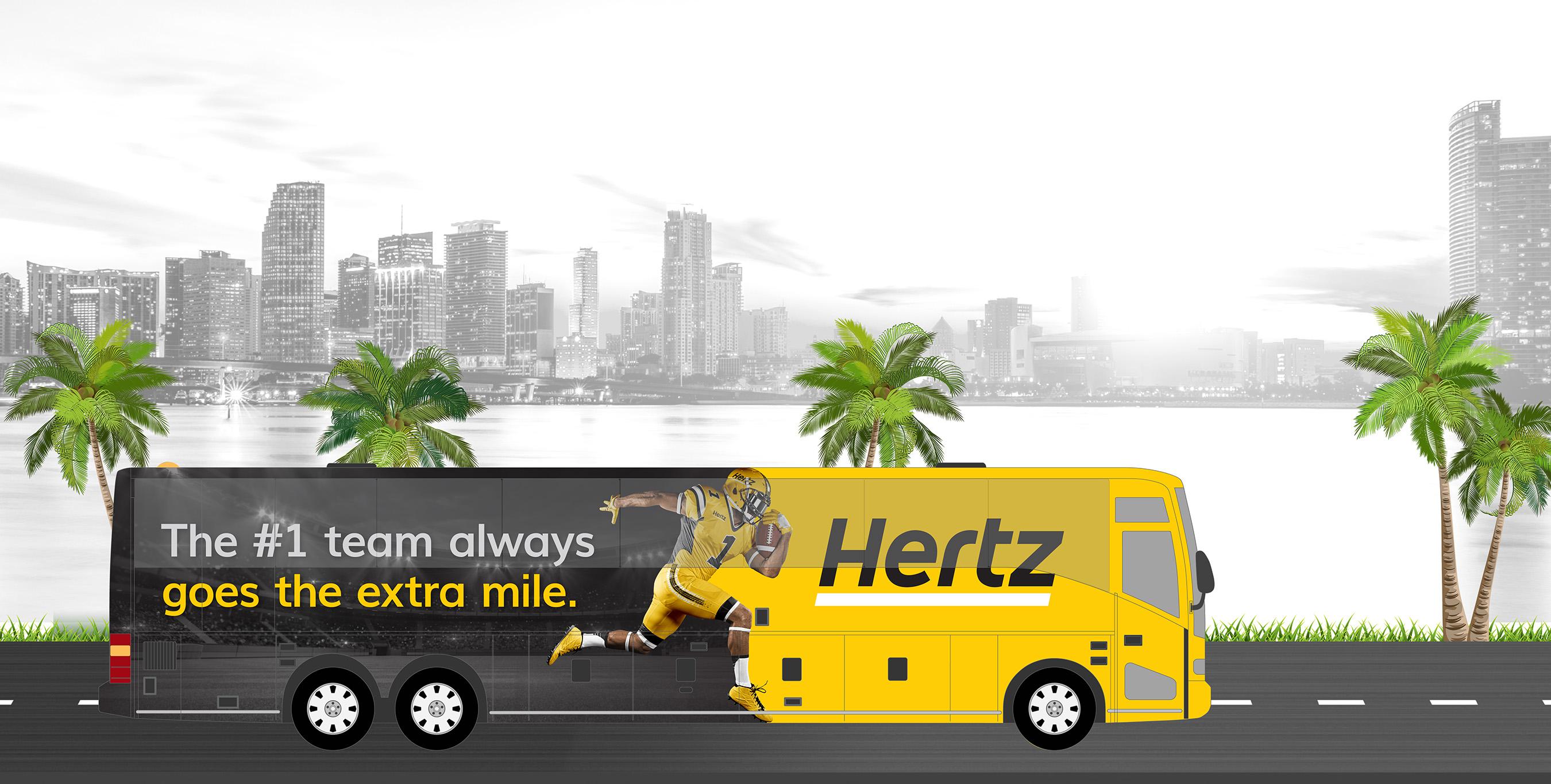 Hertz Promotes Customer Appreciation Sweepstakes