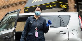 Hertz Recaps Pandemic Relief Efforts