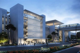 Officials Break Ground on LAX Conrac