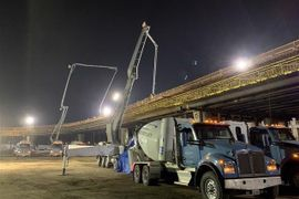 LAX Pours Concrete for New People Mover