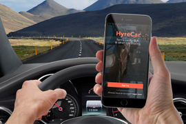 HyreCar, DriveItAway Collaborate on Mobility as a Service Venture