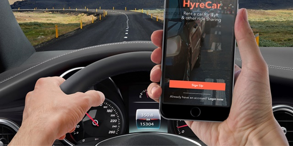 The HyreCar-DriveItAway partnership allows DriveItAway affiliated franchise and independent car...