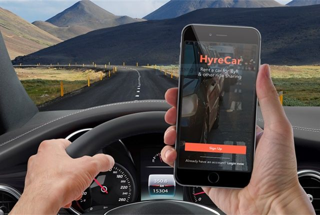 HyreCar's dealer clients will be able to utilize Clutch's industry-leading subscription software that powers a variety of convenient consumer-centric transportation solutions, such as single vehicle subscription and service pickup and delivery. - Photo via HyreCar.