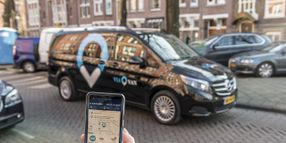 Via Develops Van Sharing for Indonesian City