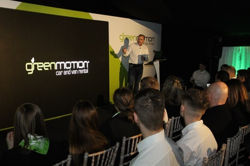 To achieve accreditation, Green Motion's International head office was graded on-site by a...