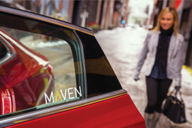 GM Ends Carsharing Service Maven in 8 Cities