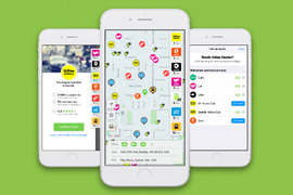 Enterprise Invests in On-Demand Ride Servicing App
