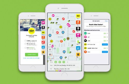 After launching in September 2017, Migo became the first app to offer customers the ability to discover and hail multiple modes of transportation through a single platform. - Photo courtesy of Migo.