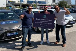 Contactless Car Rental Firm Move Mee Expands to Greece