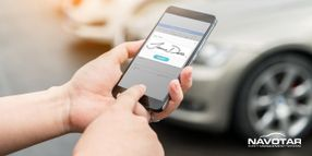 Navotar Supports Contactless Rentals Via App