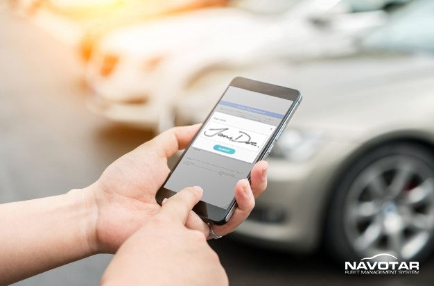 Navotar's user-friendly car rental app can increase customer satisfaction and more bookings. - Photo courtesy of Navotar.