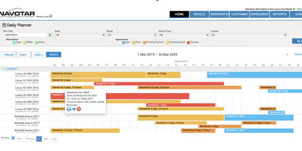 The main purpose of this calendar-based system is to allow users to make bookings in a more...
