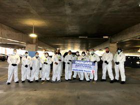NuVinAir Global's Franchisees Help Frontline Workers