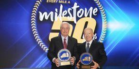 Penske Truck Leasing Celebrates 50th Anniversary